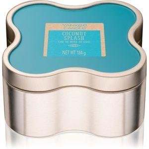 Yankee Candle Coconut Splash vonná svíčka plechový box 184 g