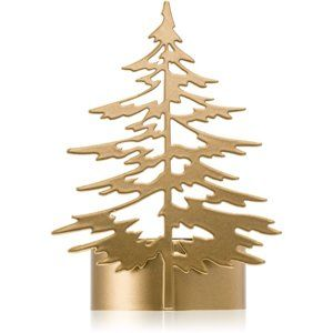 Yankee Candle Winter Trees kovový svícen na čajovou svíčku