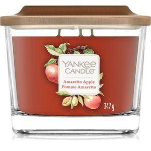 Yankee Candle Elevation Amaretto Apple vonná svíčka 347 g střední