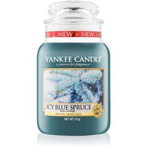 Yankee Candle Icy Blue Spruce vonná svíčka 623 g Classic velká