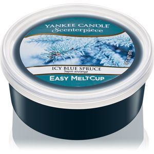 Yankee Candle Icy Blue Spruce vosk do elektrické aromalampy 61 g