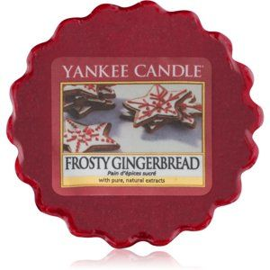 Yankee Candle Frosty Gingerbread vosk do aromalampy 22 g
