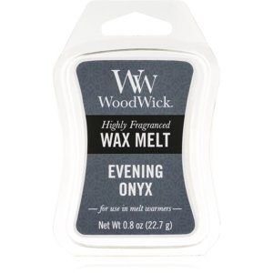 Woodwick Evening Onyx vosk do aromalampy