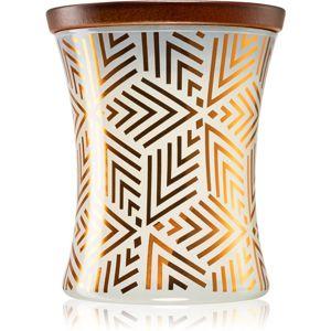 Woodwick White Teak vonná svíčka 275 g