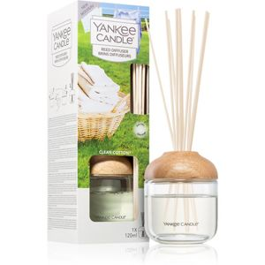 Yankee Candle Clean Cotton aroma difuzér s náplní I. 120 ml