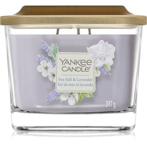 Yankee Candle Elevation Sea Salt & Lavender vonná svíčka 347 g