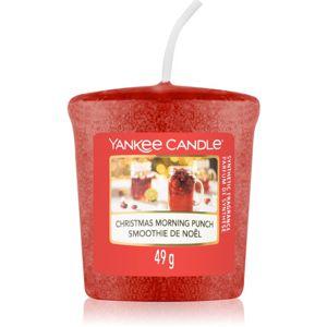 Yankee Candle Christmas Morning Punch votivní svíčka 49 g