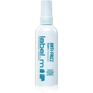 label.m Anti-Frizz vyživující balzám pro extrémně suché vlasy 150 ml