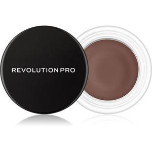 Revolution PRO Brow Pomade pomáda na obočí odstín Auburn 2,5 g