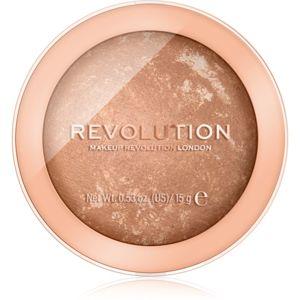 Makeup Revolution Reloaded bronzer odstín Take A Vacation 15 g