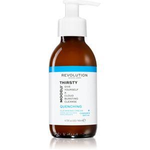 Revolution Skincare Thirsty Mood hydratační čisticí krém 140 ml