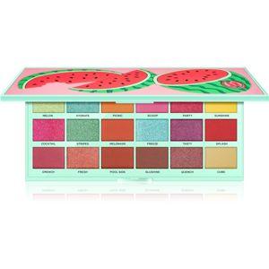 I Heart Revolution Tasty paletka očních stínů odstín Watermelon 22 g