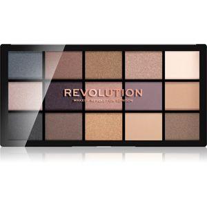 Makeup Revolution Reloaded paleta očních stínů odstín Iconic 1.0 15 x 1,1 g