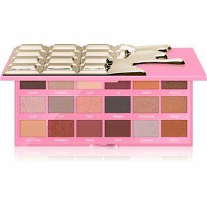 I Heart Revolution Chocolate paleta očních stínů odstín Rosé Fizz 22 g