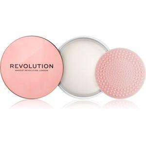 Makeup Revolution Create čistič na štětce s kartáčkem 60 g