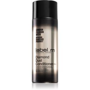 label.m Diamond Dust revitalizační kondicionér pro rozzáření mdlých vlasů 200 ml