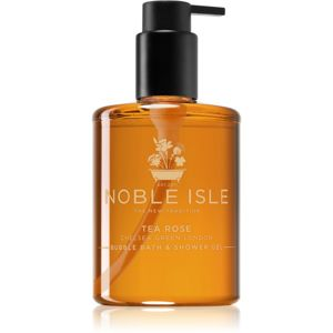 Noble Isle Tea Rose sprchový a koupelový gel 250 ml