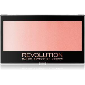 Makeup Revolution Gradient tvářenka odstín Sunlight Mood Lights 12 g
