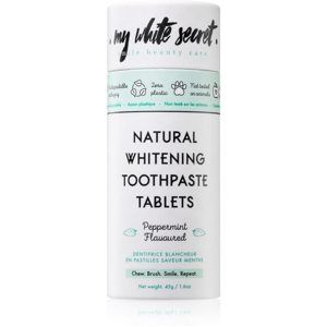 My White Secret Toothpaste Tablets zubní pasta
