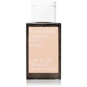 Korres Black Sugar Oriental Lilly toaletní voda pro ženy 50 ml