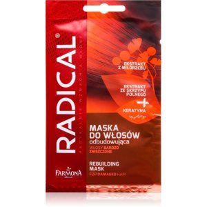 Farmona Radical Damaged Hair obnovující maska pro poškozené vlasy