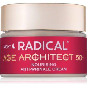 Farmona Radical Age Architect 50+ vyživující protivráskový krém na noc