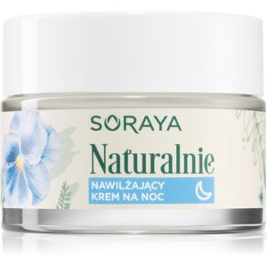 Soraya Naturally hydratační noční krém 50 ml