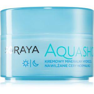 Soraya Aquashot hydratační gel pro normální pleť 50 ml