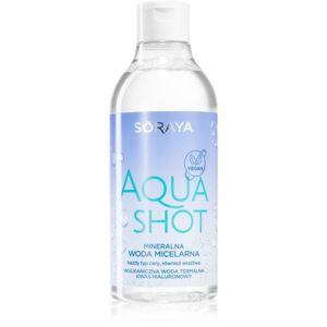 Soraya Aquashot osvěžující micelární voda 400 ml