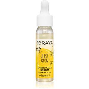 Soraya Just Glow rozjasňující pleťové sérum 30 ml