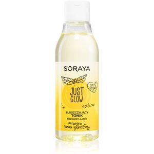 Soraya Just Glow tonizační pleťová voda 150 ml