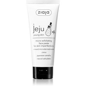 Ziaja Jeju Young Skin čisticí peelingová pasta 75 ml