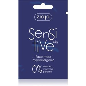 Ziaja Sensitive hypoalergenní maska 7 ml