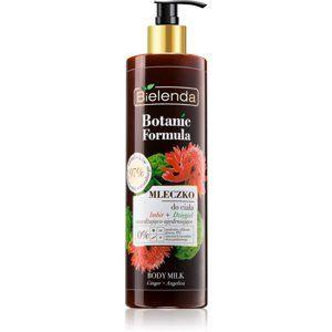 Bielenda Botanic Formula Ginger + Angelica hydratační a zpevňující těl