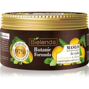 Bielenda Botanic Formula vyživující tělové máslo