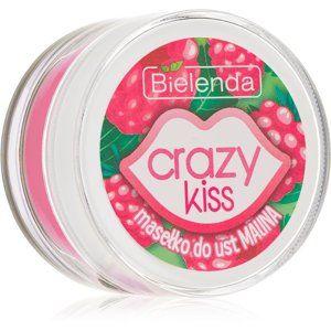 Bielenda Crazy Kiss Raspberry pečující máslo na rty