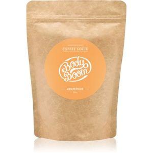 BodyBoom Grapefruit kávový tělový peeling 200 g