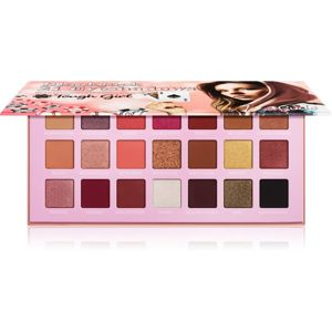Rude Blackjack Tough Girl paleta očních stínů 21 g