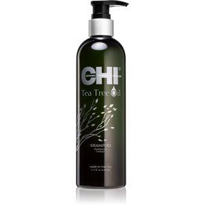 CHI Tea Tree Oil šampon pro mastné vlasy a vlasovou pokožku 340 ml