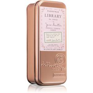 Paddywax Library Jane Austen vonná svíčka 70 g