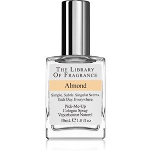 The Library of Fragrance Almond kolínská voda unisex 30 ml
