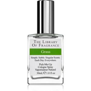 The Library of Fragrance Grass kolínská voda unisex 30 ml
