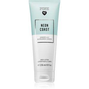 Victoria's Secret PINK Neon Coast tělové mléko pro ženy 236 ml