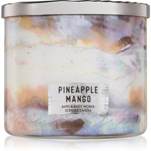 Bath & Body Works Pineapple Mango vonná svíčka 411 g I.