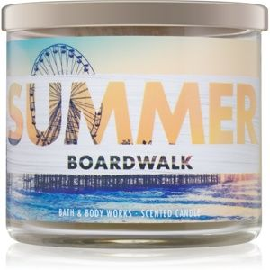 Bath & Body Works Summer Boardwalk vonná svíčka 411 g