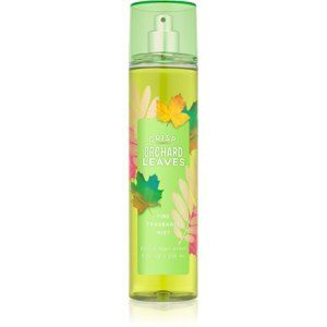 Bath & Body Works Crisp Orchard Leaves tělový sprej pro ženy 236 ml