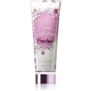 Victoria's Secret Pure Seduction Frosted tělové mléko pro ženy 236 ml