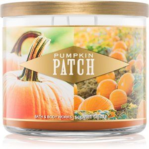 Bath & Body Works Pumpkin Patch vonná svíčka 411 g