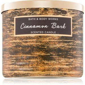 Bath & Body Works Cinnamon Bark vonná svíčka 411 g
