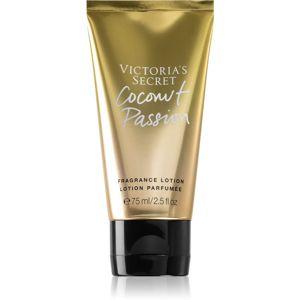 Victoria's Secret Coconut Passion tělové mléko pro ženy 75 ml